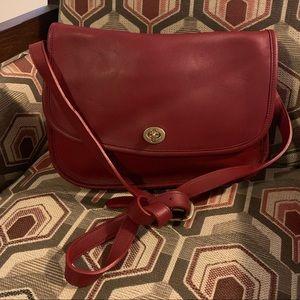 ❤️Vintage Coach City Bag 9790